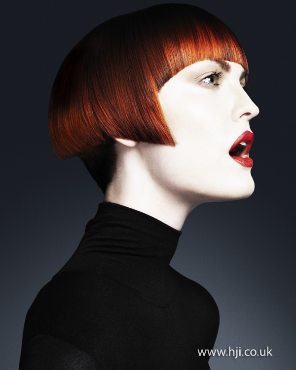 Ken Picton Wales and South West Hairdresser of the Year 2012 Collection Pic 2