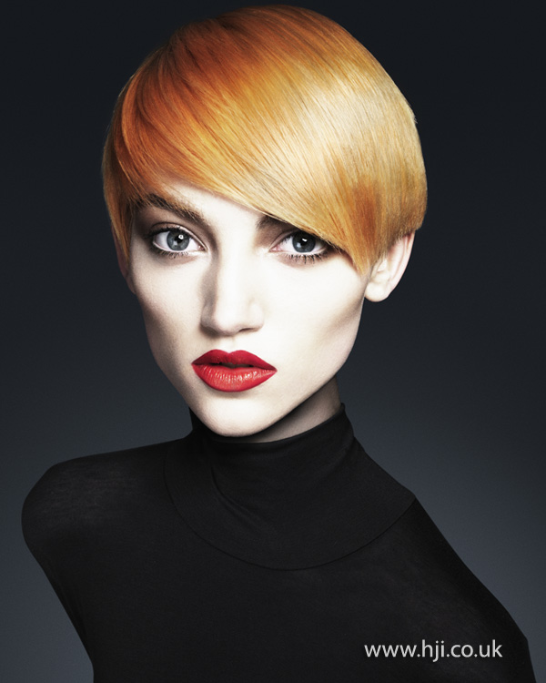 Ken Picton Wales and South West Hairdresser of the Year 2012 Collection Pic 8