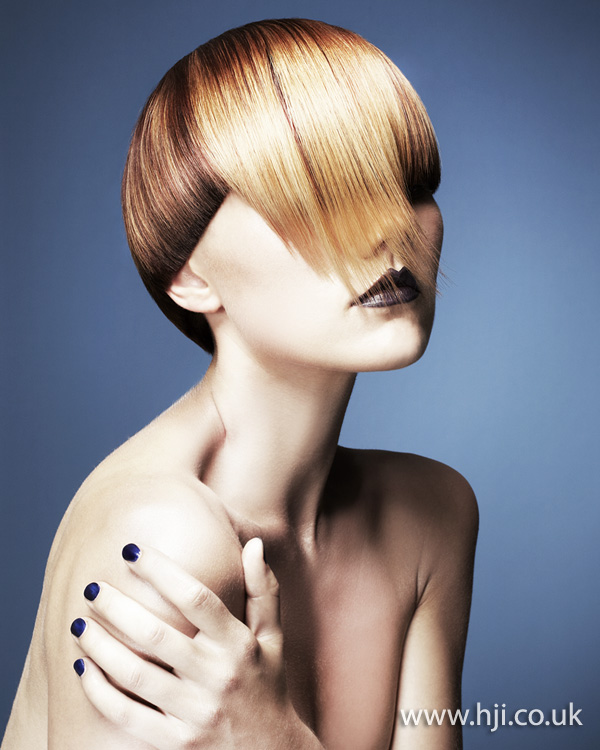 Ryan Nicoletti-Dowd Southern Hairdresser of the Year 2012 Colleciton Pic 1