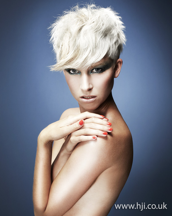 Ryan Nicoletti-Dowd Southern Hairdresser of the Year 2012 Colleciton Pic 8
