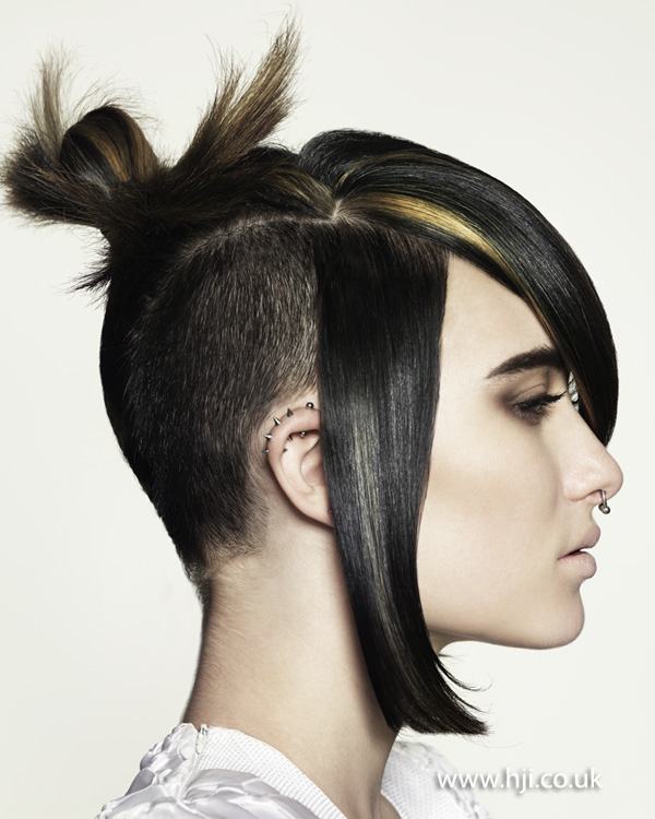 Marcus King North Eastern Hairdresser of the Year 2012 Colleciton Pic 1