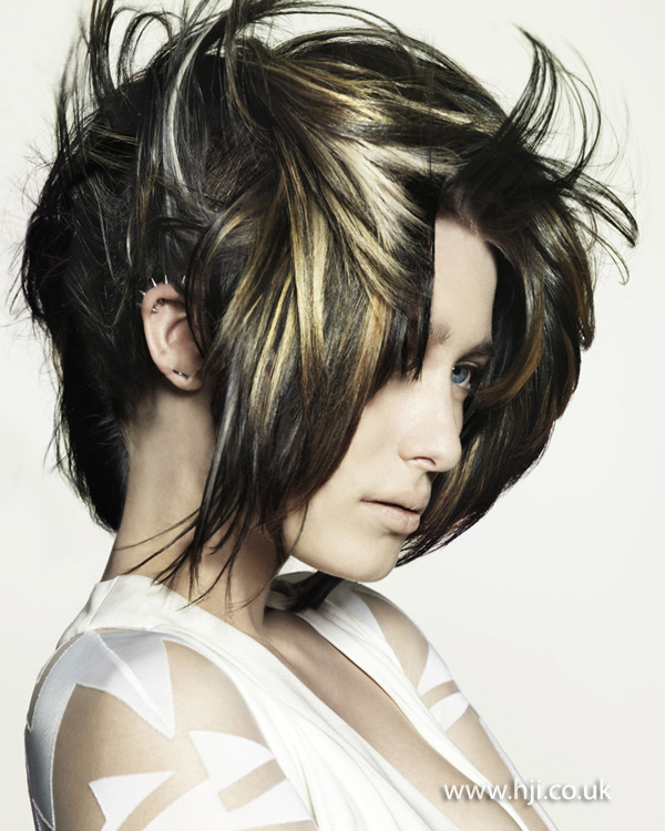 Marcus King North Eastern Hairdresser of the Year 2012 Colleciton Pic 2