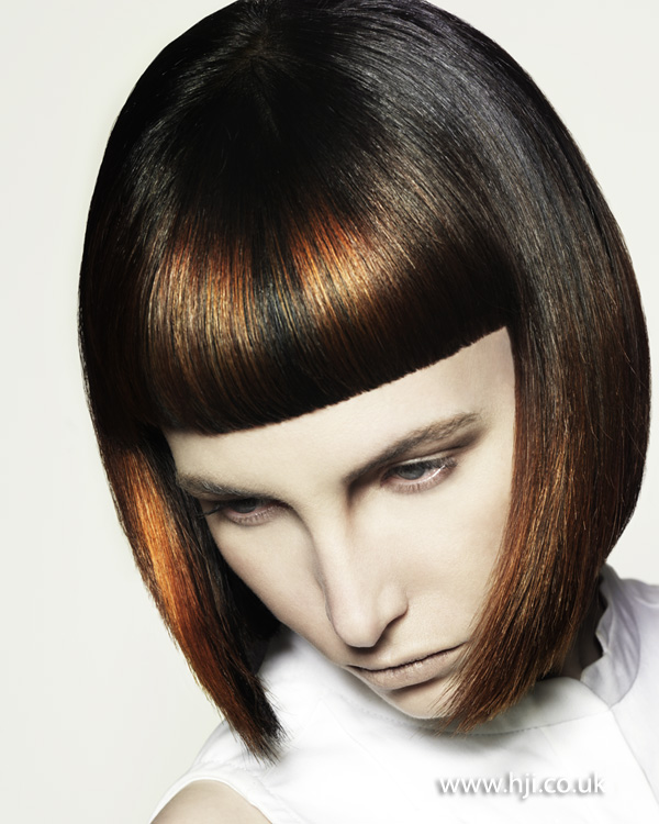 Marcus King North Eastern Hairdresser of the Year 2012 Colleciton Pic 3