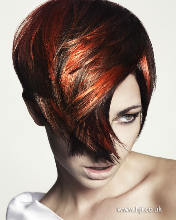 Marcus King North Eastern Hairdresser of the Year 2012 Colleciton Pic 4
