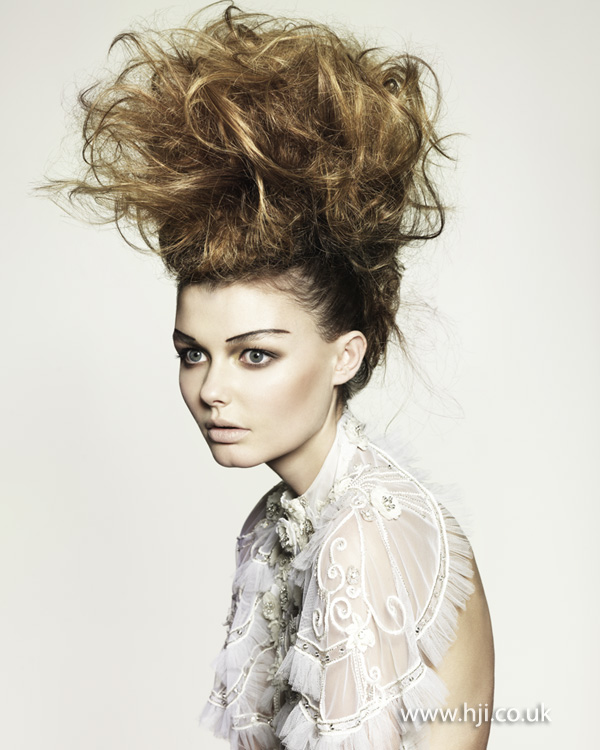 Marcus King North Eastern Hairdresser of the Year 2012 Colleciton Pic 6