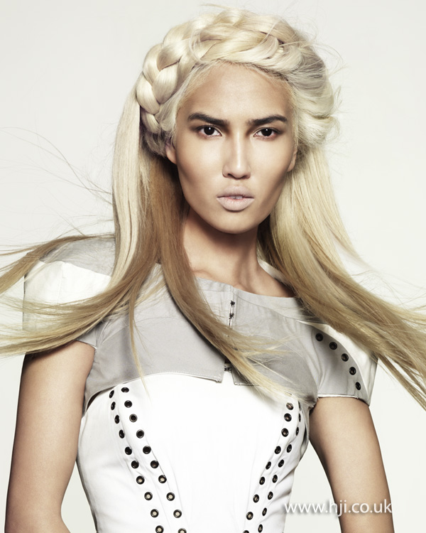Marcus King North Eastern Hairdresser of the Year 2012 Colleciton Pic 8