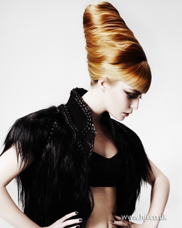 Gary Taylor North Western Hairdresser of the Year 2012 Collection pic 6