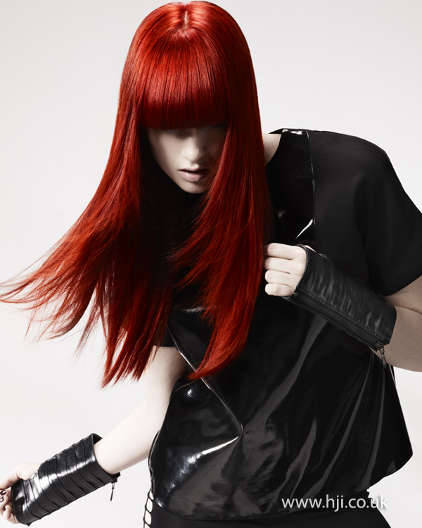 Gary Taylor North Western Hairdresser of the Year 2012 Collection pic 7