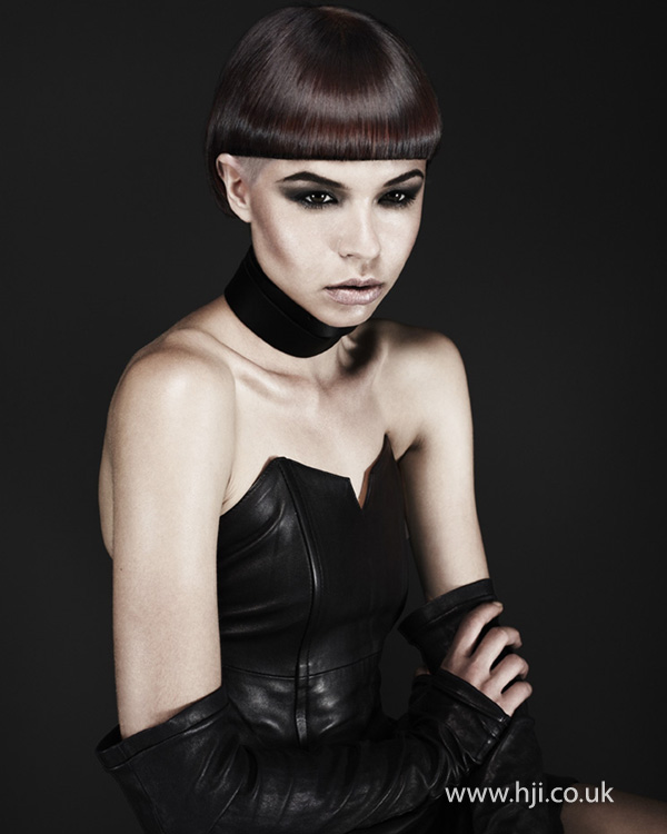 Kay McIntyre Scottish Hairdresser of the Year 2012 Collection Pic 4