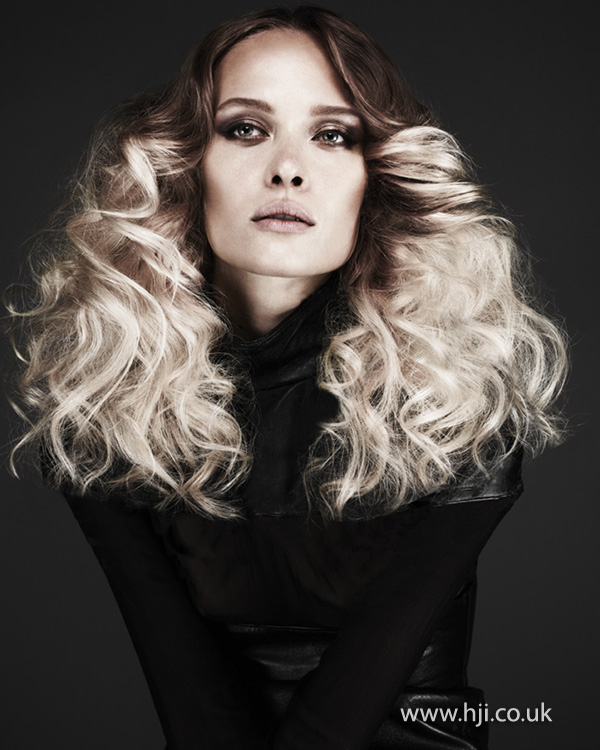 Kay McIntyre Scottish Hairdresser of the Year 2012 Collection Pic 5