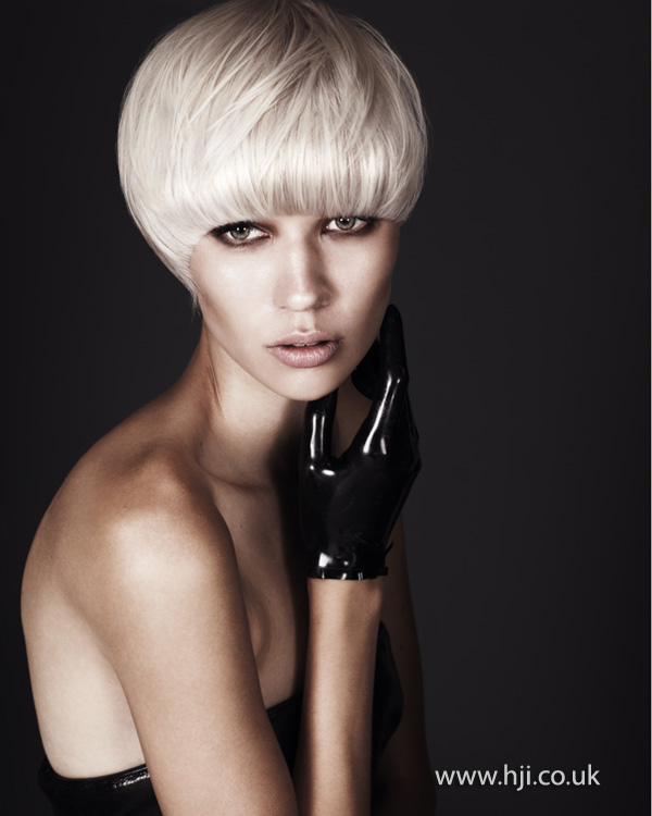Kay McIntyre Scottish Hairdresser of the Year 2012 Collection Pic 6