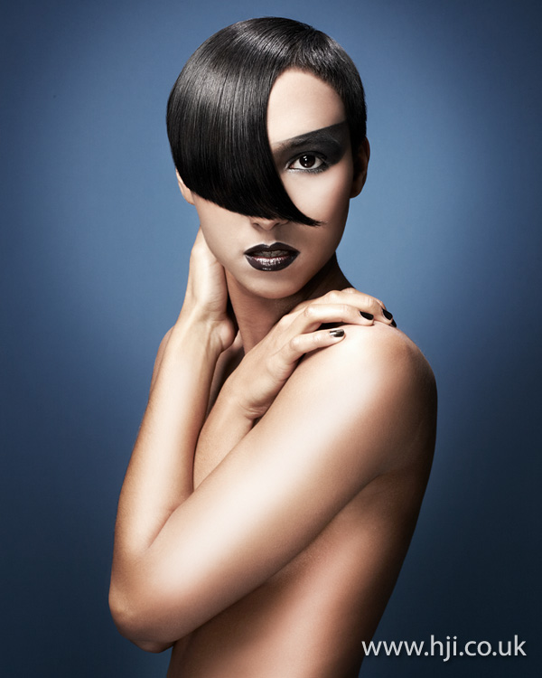 Ryan Nicoletti-Dowd Southern Hairdresser of the Year 2012 Colleciton Pic 2