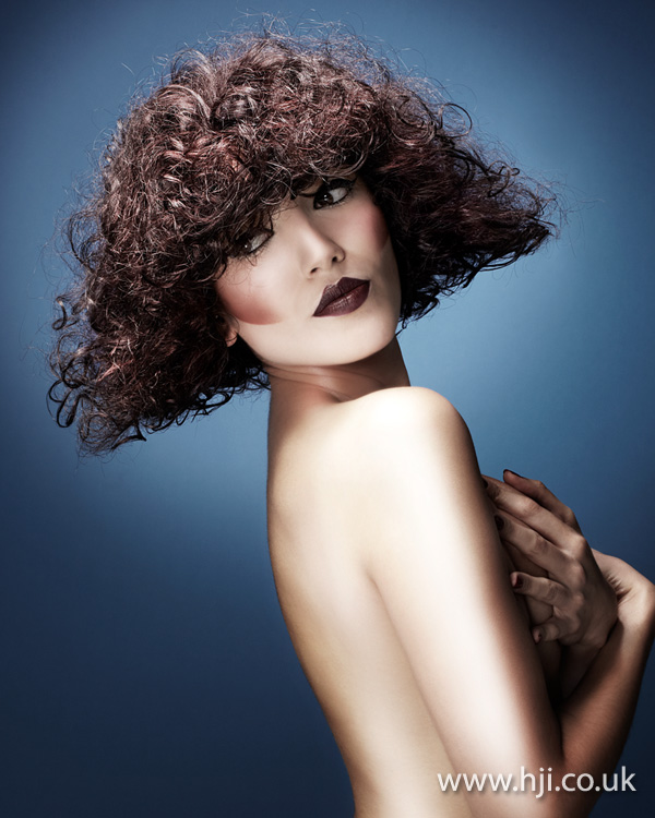 Ryan Nicoletti-Dowd Southern Hairdresser of the Year 2012 Colleciton Pic 3