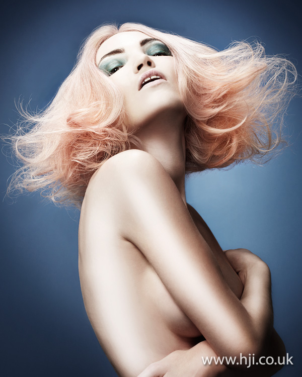 Ryan Nicoletti-Dowd Southern Hairdresser of the Year 2012 Colleciton Pic 5