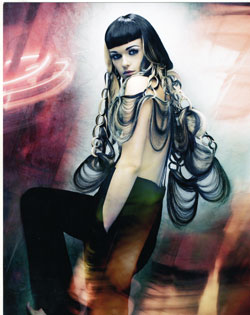Avant Garde Hairdresser of the Year Pic 1