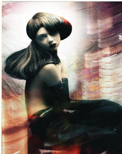 Avant Garde Hairdresser of the Year Pic 2