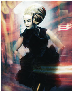 Avant Garde Hairdresser of the Year Pic 3