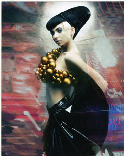 Avant Garde Hairdresser of the Year Pic 5