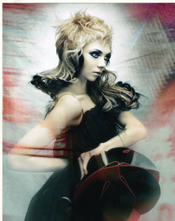 Avant Garde Hairdresser of the Year Pic 6