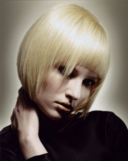 Harry Boocock North Western Hairdresser of the Year 2007 Collection pic 1
