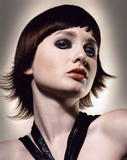 Harry Boocock North Western Hairdresser of the Year 2007 Collection pic 2