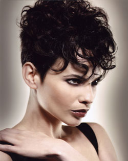 Harry Boocock North Western Hairdresser of the Year 2007 Collection pic 4