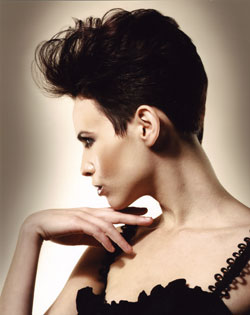 Harry Boocock London Hairdresser of the Year 2007 Collection pic 6