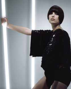 Clive Boon and Kelly Smith Eastern Hairdresser of the Year 2008 Collection pic 4