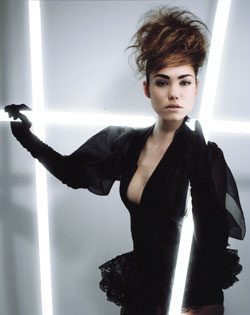 Clive Boon and Kelly Smith Eastern Hairdresser of the Year 2008 Collection pic 5