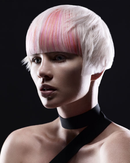 Chris Williams Colour Technician of the Year 2009 Collection pic 2