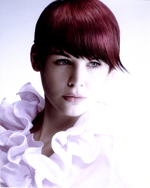 Christel Lundqvist Colour Technician of the Year 2008 Collection pic 1