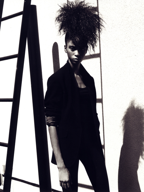 Claire Rothstein Afro Hairdresser of the Year 2008 Collection