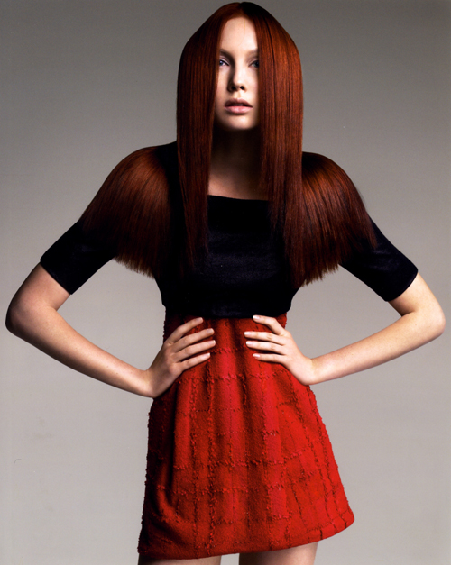 Cos Sakkas London Hairdresser of the Year 2008 Collection pic 1
