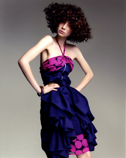 Cos Sakkas London Hairdresser of the Year 2008 Collection pic 2
