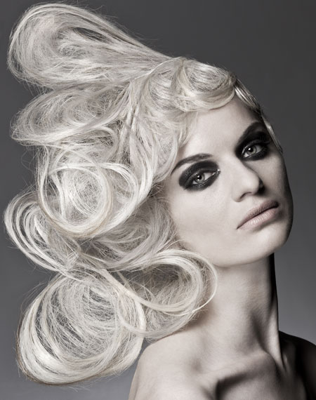 2009 Avant Garde Hairdresser of the Year Collection Pic1