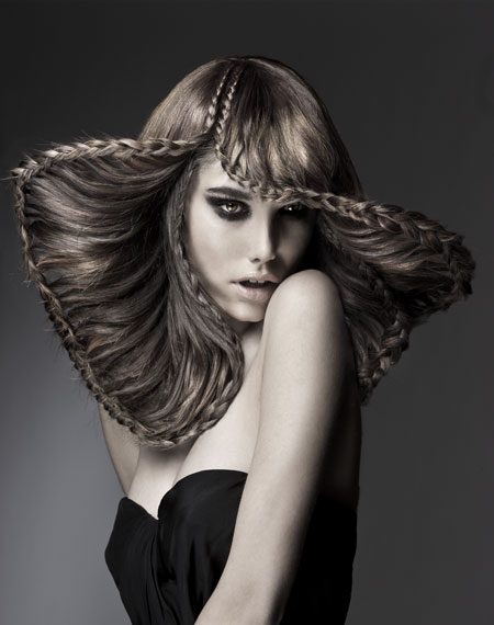 2009 Avant Garde Hairdresser of the Year Collection Pic2