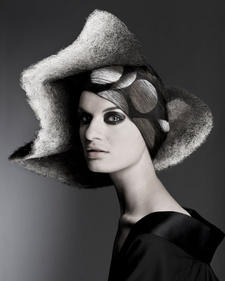 2009 Avant Garde Hairdresser of the Year Collection Pic3