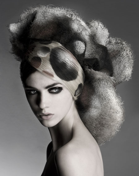2009 Avant Garde Hairdresser of the Year Collection Pic5