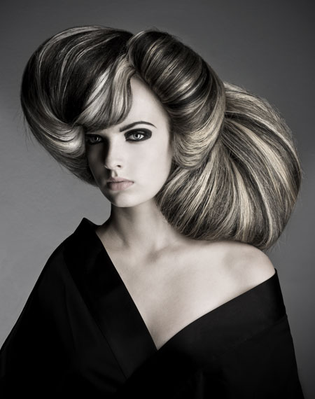 2009 Avant Garde Hairdresser of the Year Collection Pic6