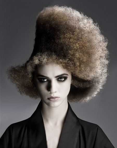 2009 Avant Garde Hairdresser of the Year Collection Pic7