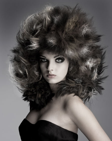 2009 Avant Garde Hairdresser of the Year Collection Pic8