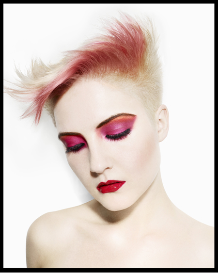 Darren Bain London Hairdresser of the Year 2009 Collection pic 1