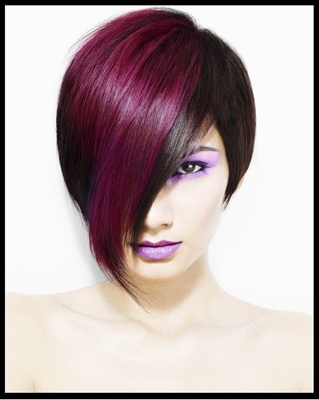 Darren Bain London Hairdresser of the Year 2009 Collection pic 3