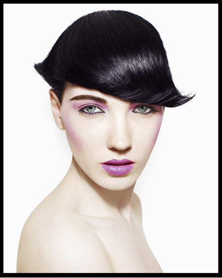 Darren Bain London Hairdresser of the Year 2009 Collection pic 4