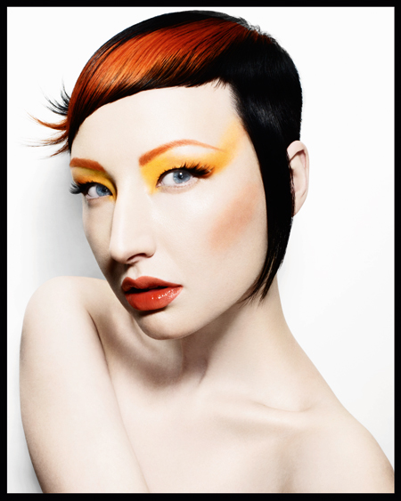 Darren Bain London Hairdresser of the Year 2009 Collection pic 5