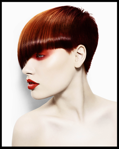 Darren Bain London Hairdresser of the Year 2009 Collection pic 6