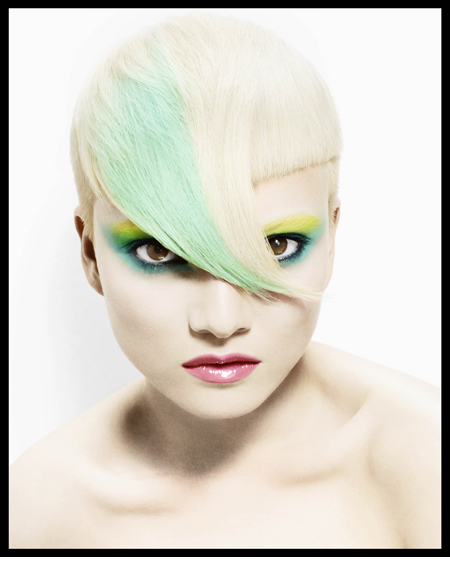 Darren Bain London Hairdresser of the Year 2009 Collection pic 8