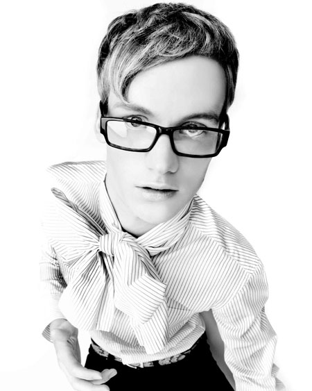 Desmond Murray Men's Hairdresser of the Year 2009 Collection Pic 7