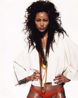Errol Douglas Afro Hairdresser of the Year 2007 collection