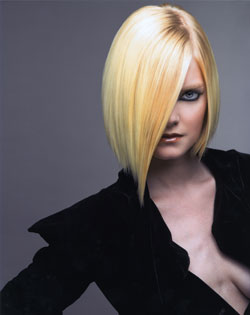 Robert Eaton North Eastern Hairdresser of the Year 2007 Colleciton Pic